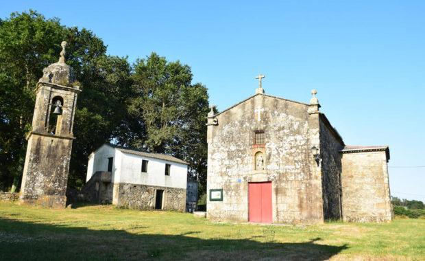 IGREXA PARROQUIAL DE SAN MAMEDE DE BERREO
