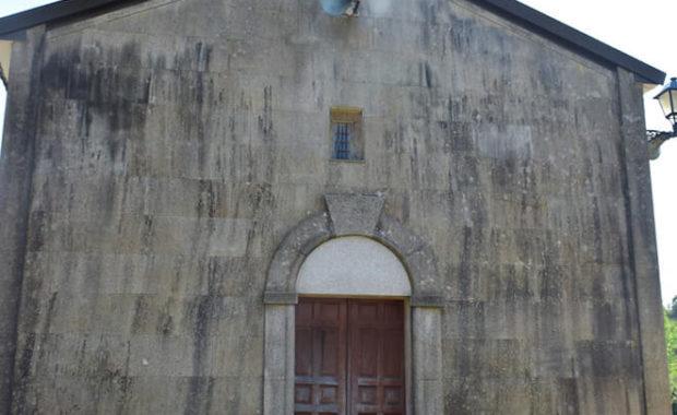 IGREXA PARROQUIAL DE SAN MARTIÑO DE MONZO