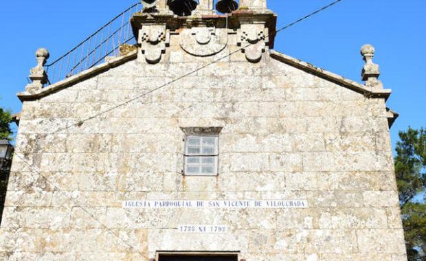 IGREXA PARROQUIAL DE SAN VICENTE DE VILOUCHADA