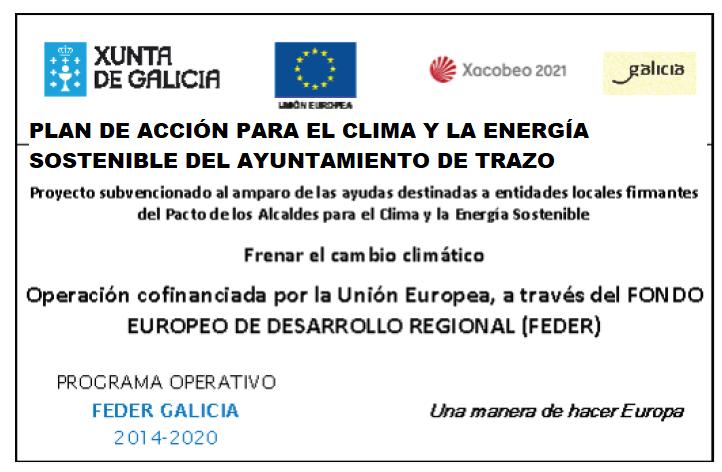PLAN DE ACCIÓN PARA EL CLIMA Y LA ENERGÍA SOSTENIBLE DEL AYUNTAMIENTO DE TRAZO